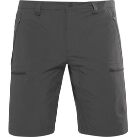 The North Face Exploration Pantalones cortos Normal Hombre, asphalt grey